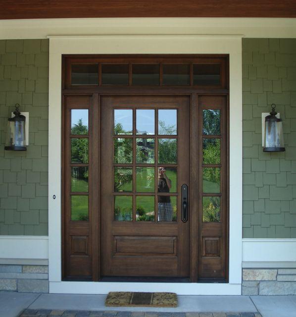 front door with sidelights and transom fiberglass sidelights transom white and wood fachadas pinterest doors door design woods doors
