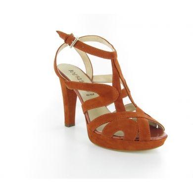 Sandalo in pelle by Barbara Renzi #scarpe #donna #italianshoes