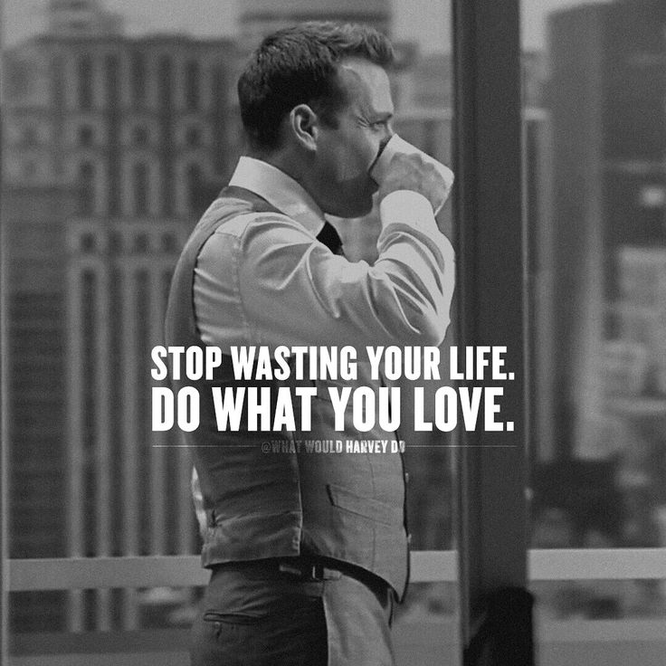 One Life.You don't come back here again. #WhatWouldHarveyDo . . . #onelife #dowhatyoulove #harveyspecter #gabrielmacht #WWHD