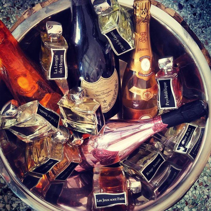 Rosina Perfumery at Luxury Toys & Rosina Perfumery Mykonos  Opulence champagne only matches opulence perfumes ✅ #jovoyparis #paris #armandebrignac #cristal #domperignon ✅ #rosinaperfumery #luxurytoys #athens #mykonos #summer2015
