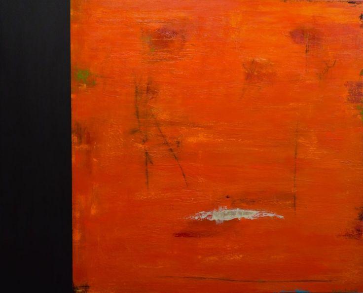 Lust Acrylic on canvas 48×60