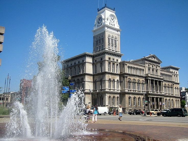 Louisville city hall named after king louis xvi of for King fish louisville