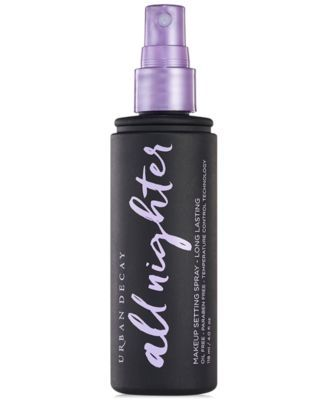 Urban Decay All Nighter Makeup Setting Spray - Long Lasting