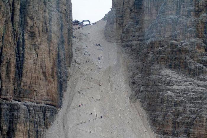 Siete pronti per la grande #corsa in #montagna Dolomites Skyrace? 20 luglio 2014 a #canazei