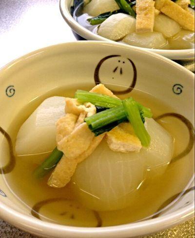 かぶのあっさり煮です☆ by ひまわりさん   レシピブログ - 料理ブログ ...