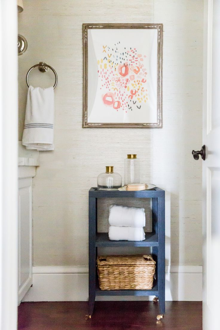 Powder Bath Makeover || Studio McGee