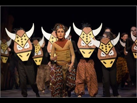 """SMES The Lion King 2016 - """"The Stampede"""" / """"The Mourning"""" (Scenes 8B / 8E) - YouTube"""