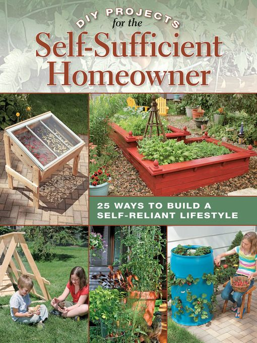 Book : Self-Sufficient Homeowner