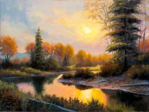 Steve Wilson Original Paintings 4