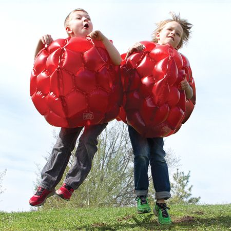 Belly Bump Ball Jr. - Set of 2 by Fat Brain Toys - $69.95