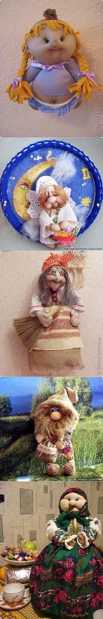 Изготовление кукол из колготок и носков. Мастер-классы по изготовлению кукол в скульптурно-текстильной технике (чулочная техника)