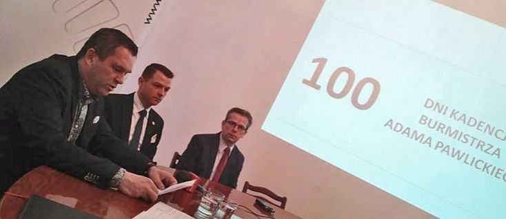 Jarocin. Pawlicki po 100 dniach: Nie boję się referendum http://www.jarocinska.pl/artykuly/pawlicki-po-100-dniach-nie-boje-sie-referendum,38216.htm