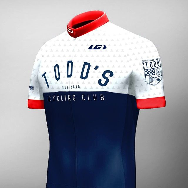 Todds 2015 Team Jersey
