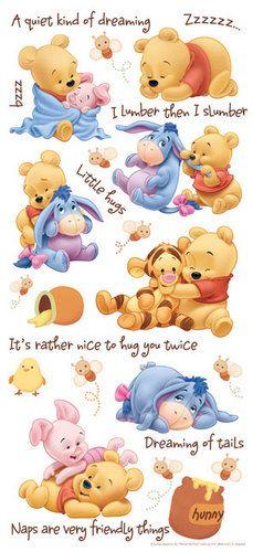 Baby Pooh NapTime - baby-pooh Photo