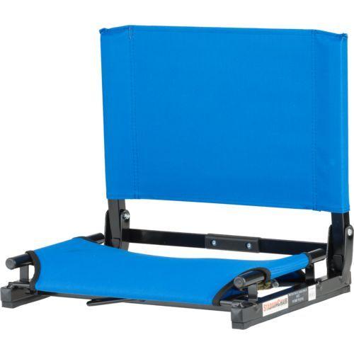 StadiumChair GameChanger™ Stadium Chair Blue Medium - Football Equipment, Football Equipment at Academy Sports