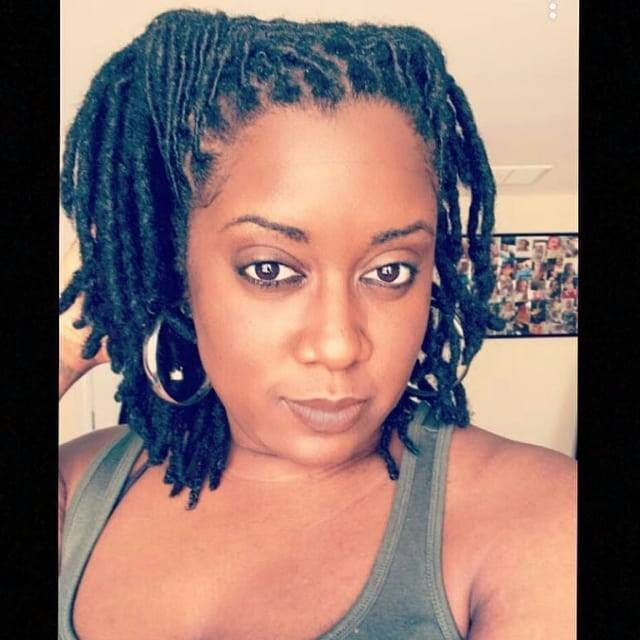 Featured Queen Angena Iamlocd Locs Locd Locjourney Locstyles Locs Hairstyles Hair Styles Natural Hair Styles