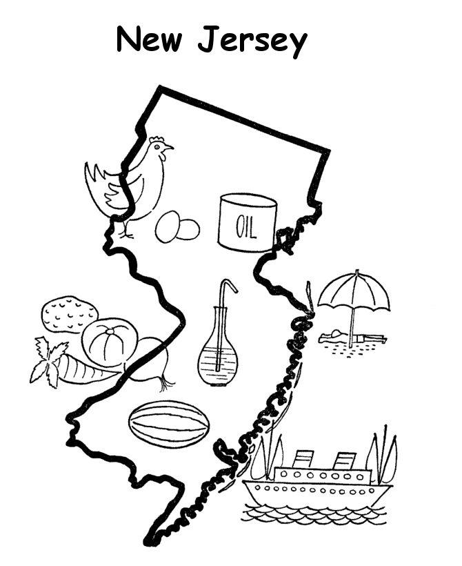 North Carolina State Shape