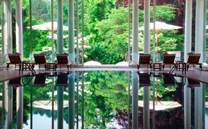 The best hotels for spa breaks in Europe