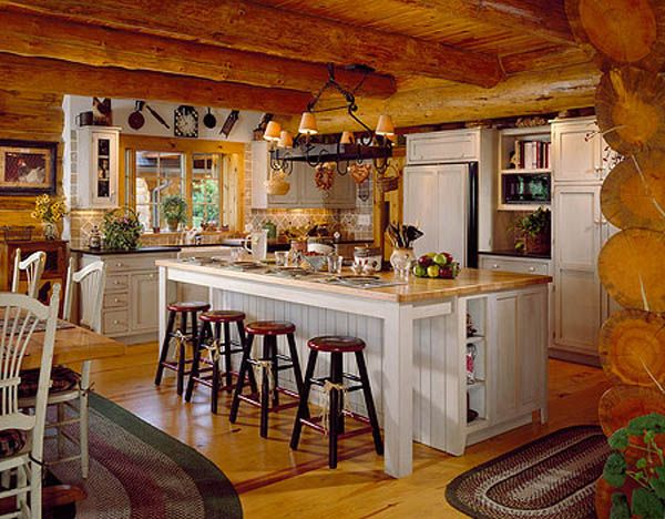 Dream Country Kitchens 135 best cabin kitchen images on pinterest | dream kitchens, cabin