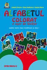 Aceasta lucrare ajuta elevii claselor pregatitoare si clasei I sa invete alfabetul intr-un mod distractiv si atractiv, fiind de un real sprijin pentru invatarea la clasa si acasa.