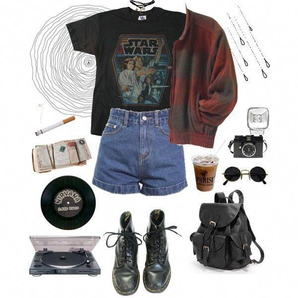 How hipster are you presently? It's about time to talk about the most popular hipster outfit inspiring ideas for women. #Schooloutfits