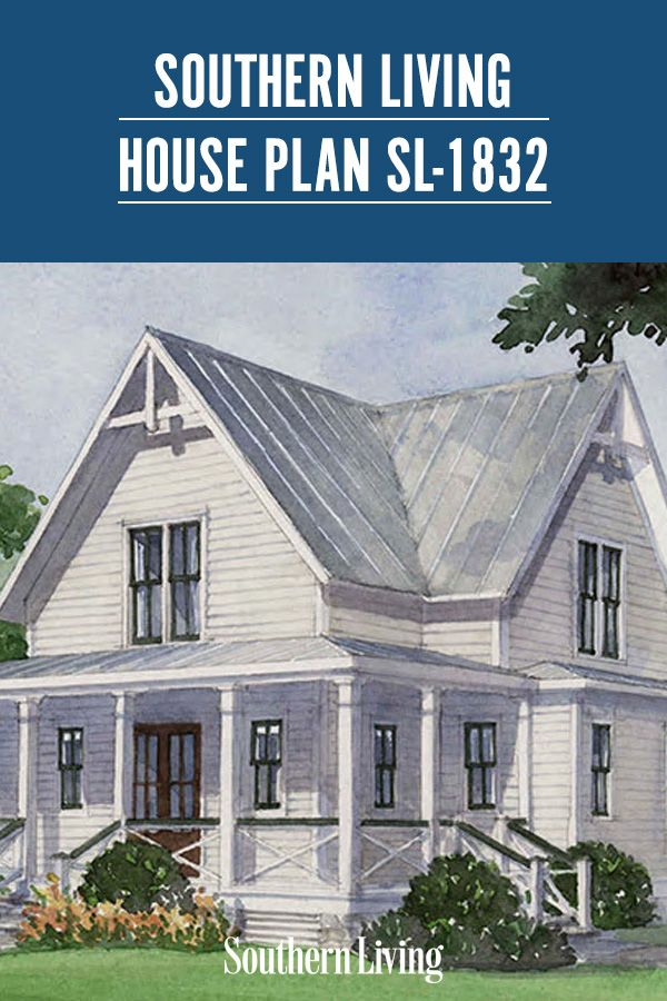Four Gables In 2020 Gable House Southern House Plans Southern Living House Plans