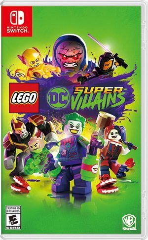 Pin By Dexion Anderson On Games Nintendo Switch Lego Dc Nintendo