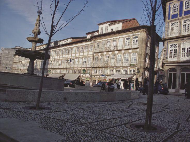 For girls- Inês Pinto Osório: A Minha Cidade Natal- Guimarães