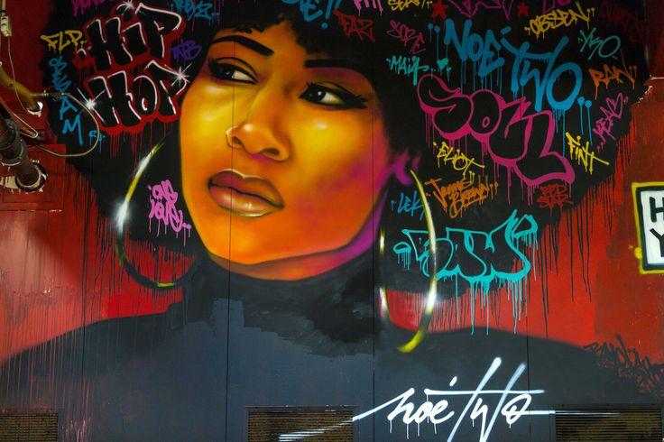 Photo prise par Corentin Bomstein pour #lincisif #Graffiti #phh15 #faceaumur #art