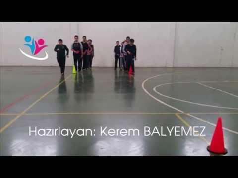 Eğitsel oyun - Raketle top taşıma - YouTube