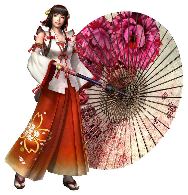 Warriors Orochi 3 Ultimate Weapons Big Star: My Top 10 Favorite (Female) Samurai Warriors Characters