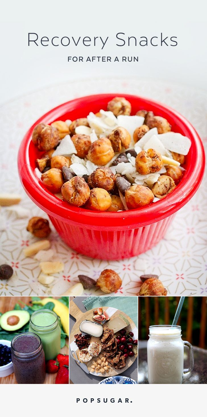 Snacks For When You're On A Diet