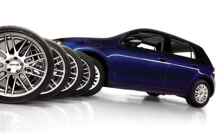 Car and Driver presents Effects of Upsized Wheels and Tires Tested. Read expert vehicle reviews and award-winning feature content at Car and Driver.