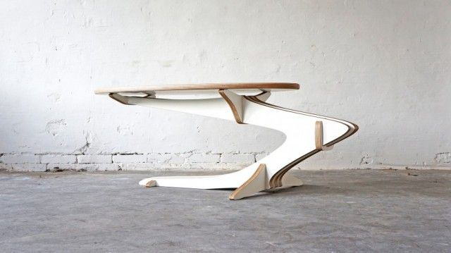 Streamlined Furniture by Peter Qvist_4