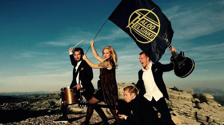 Tältä näyttää Haloo Helsinki -yhtyeen uusi upea musiikkivideo: Kuussa tuulee - Radio Nova