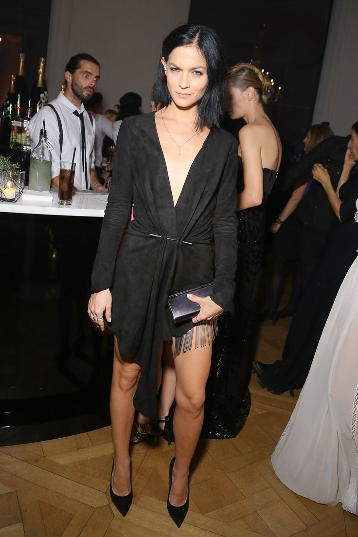 Emmanuelle Alt Throws a Late-Night Dance Party for Paris Vogue's 95th…