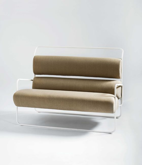 'Sancarlo' sofa by Achille Castiglione, originally for Driade and reissued by Tacchini