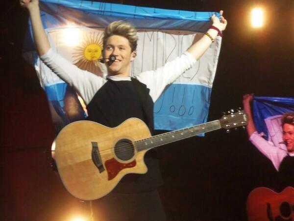 Cuando vinieron a la argentina, son recuerdos q nuca olvidare
