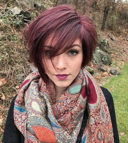 Couleurs Cheveux Tendance Hiver 2017 | Coiffure simple et facile