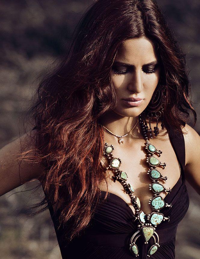 Katrina Kaif Vogue Magazine Photoshoot HD Pics