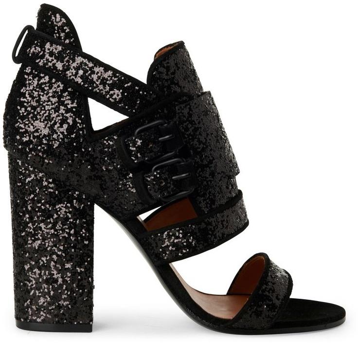 Givenchy glitter sandal