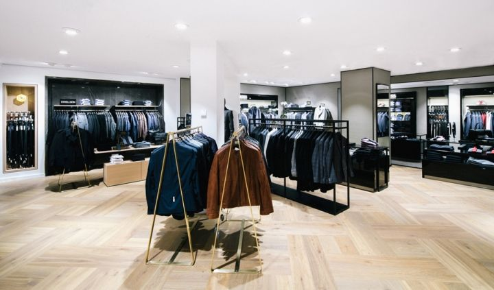 Ludwig Beck Menswear Store by Schwitzke, Munich – Germany » Retail Design Blog