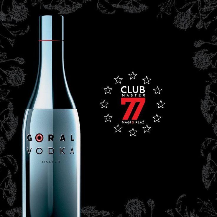 Goral Vodka Master 77 Club