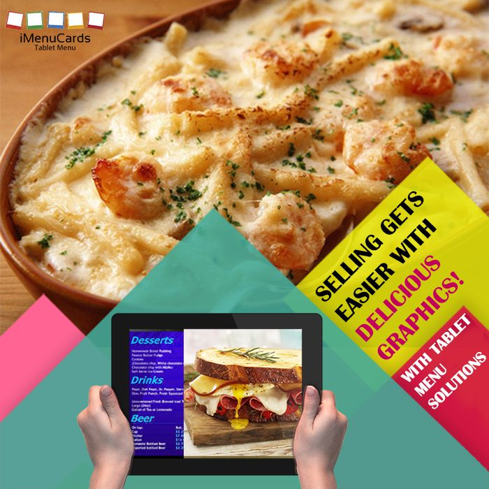 Use HD Images of Food Items to Impress Guests. Know More Here: www.imenucards.in    #iMenu #TabletMenu