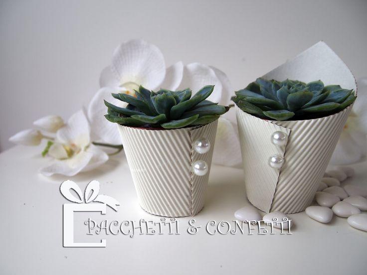 Pacchetti e Confetti: Bianco Wedding - Nuove bomboniere