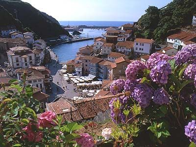 Cudillero, Asturias. SPAIN. I´ll have to go