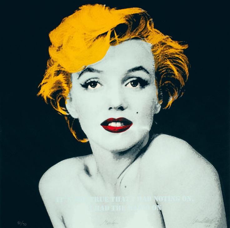 Unni Askeland - BIG BIG BIG | Marilyn Monroe