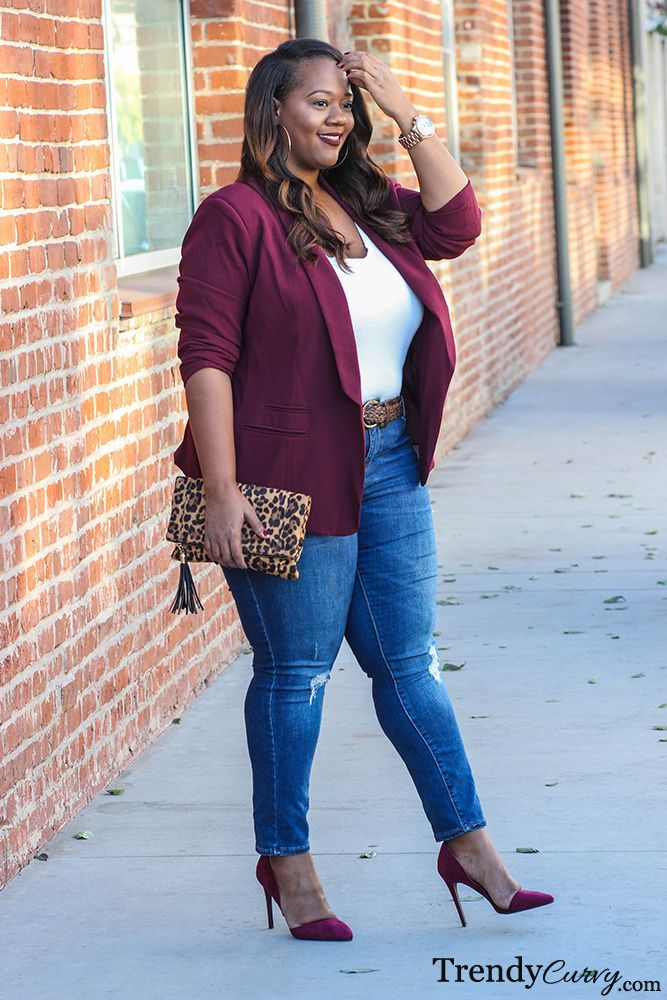 1000 Ideas About Trendy Plus Size Fashion On Pinterest