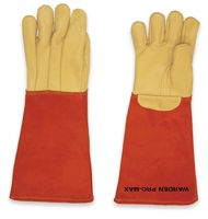 "031544 - Handling/Restraint - Vet Pro Warden ProMac Animal Handling Gloves 22"", 1Pair"