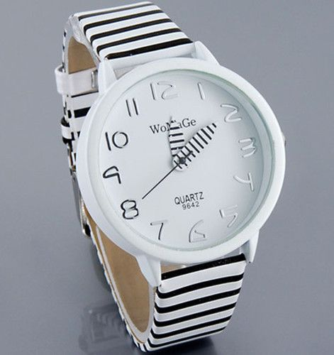 Find More Relojes para Mujer Information about moda para mujer nuevo 2013 wamage rayas de color correa reloj de pulsera para nuevas mujeres,High Quality reloj de pulsera de acero,China moda 2013 Suppliers, Cheap reloj de pulsera from Top Fashion Online                                                                                                                                                      Más